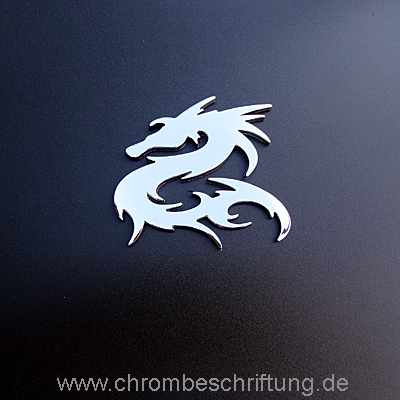 Drachen Dragon Autosticker