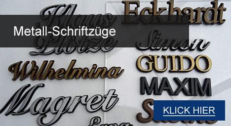3d Chrombuchstaben Firmenlogo Hersteller Grabbeschriftung
